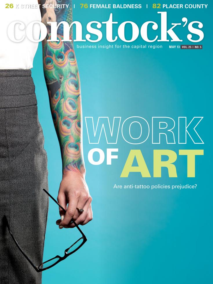 <strong> The Tattooed Professional </strong>