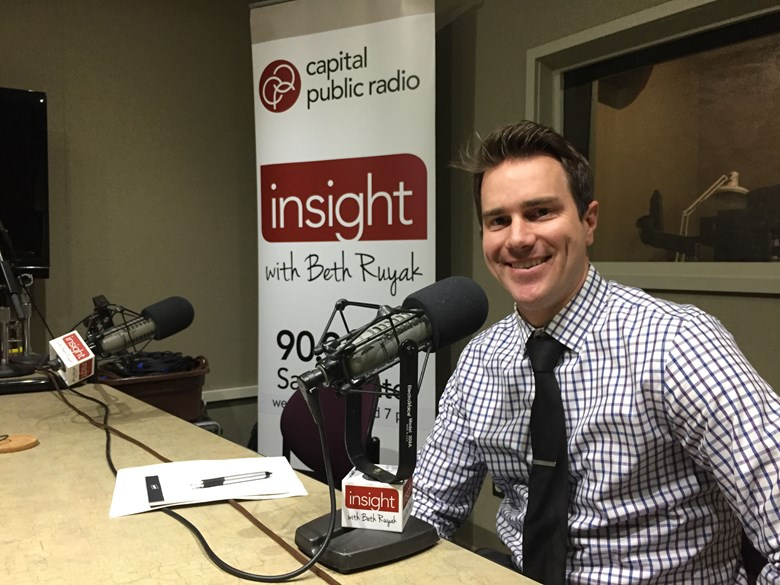 """<strong> Capital Public Radio """"Insight"""" Appearance: <br>McClatchy's troubled metamorphosis  </strong>"""